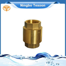 Brass Spring Check Valve Lead free