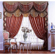 Design de cortina cega romana