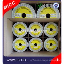 MICC Electrical FeCr NiCr CuNi Heating Alloy Wire