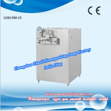 Cosmetic facial washing milk high pressure pump