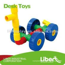 Brinquedo de conexão de plástico para crianças LE-PD007