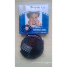 china mosquito coil/smokeless and harmless houshould mosquito control/anti-mosquito incense coil