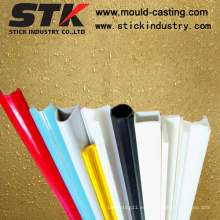 Perfil de extrusión de plástico (PE-0001)