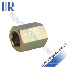 Conector de tubo de adaptador de montaje de tubo hidráulico hembra NPT (7N)