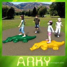 HOT happy childhood crocodile plastic toy