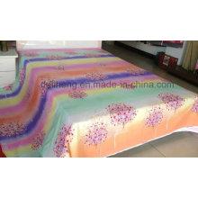 Weiche Handfeeling 100% Baumwolle bedruckte breite Breite Bettwäsche Stoff für Bettwäsche