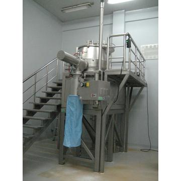 High Speed Mixing Granulator in chemical industry