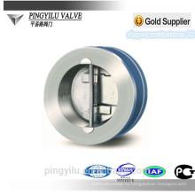 Серый железный шаровой обратный клапан 10-дюймовый поставщик фарфора