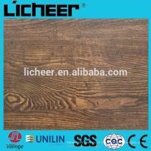 Fabricants de planchers en stratifié en Chine au milieu gaufrés avec surface de plancher stratifié de 8.3 mm / facile click