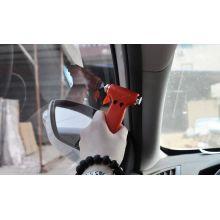 Fensterbrecher 2 in 1 Notfall Hammer für Auto / Bus
