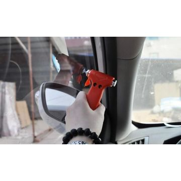 Window Breaker 2 in 1 Emergency Hammer for Car/Bus