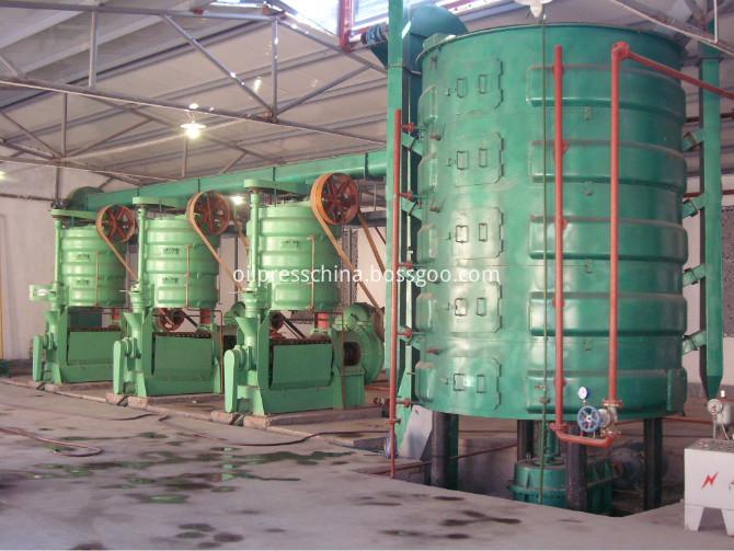 Peanut Oil Filter Equipment