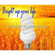 Espiral lámpara de ahorro de la energía de 40W