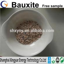 High quaity 60% Al2O3 bauxite ore prices