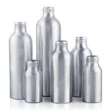 Botella de aluminio y caja de estaño (NAL06)