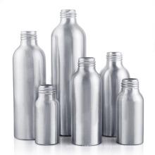 Bouteille en aluminium et boîte en fer blanc (NAL06)