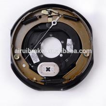 """Placa de respaldo eléctrico-12 """"freno de tambor eléctrico con cable de ajuste para remolque"""
