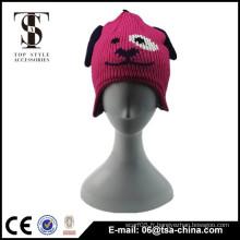Design mignon pour les enfants du chapeau animal