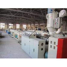 Extrudeuse en plastique de ligne de production de tuyau de PPR