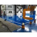 Merak Blue Waterborne Epoxy Floor Paint