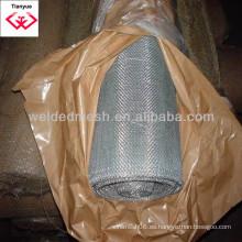 Hoja de metal expandido de baja placa de acero de carbono con certificado CE