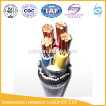 Cabo de alimentação XLPE isolado e PVC revestido (cabo de CV) 16 mm 25 mm 35 mm 50 mm 70 mm 95 mm 120 mm
