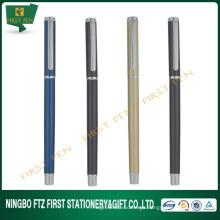 Conjunto de bolígrafo de tinta de gel de metal