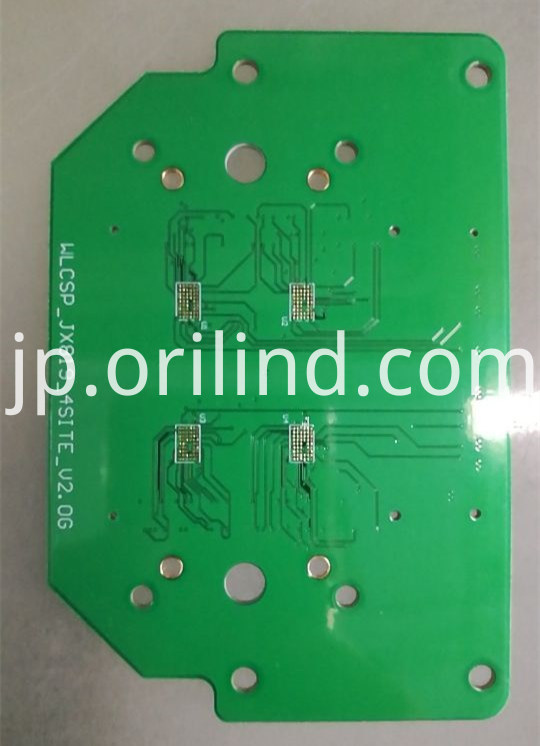 HDI blind circuit board