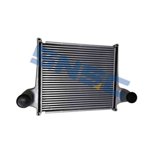 Sn02 000043 Intercooler Assembly For Shacman Light Truck Model 5ne42k13e330