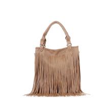 Bolso de borla único Senhoras Fringe bolsa de mão Wzx1130