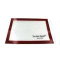 Plaque à biscuits pour tapis de cuisson en silicone antiadhésif