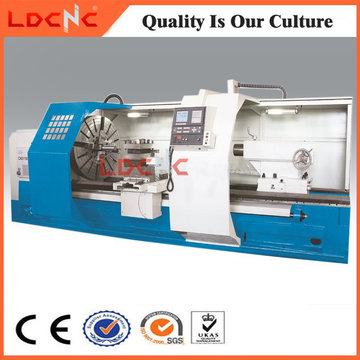 China High Precision Horizontal CNC Metal Lathe Machine Fabricant