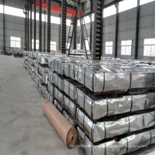 Corrugated Galvanized Sheet Steel Plate