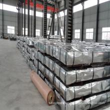 Corrugated Galvanized Sheet Steel Plate