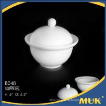 Neue Design-Procelain Großhandel Lager Porzellan Keramik Abendessen Bogen