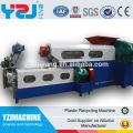 Fábrica de YZJ fuente alta calidad 160 máquina de reciclaje plástica