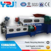 Máquina de reciclaje de plástico ABS residuos PP PE