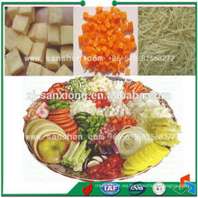 Cortador multifuncional de vegetales