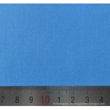 Algodón poliéster azul T/C tela cruzada tela uniforme