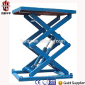 5ton hydraulic stationary scissor lift / hydraulic manual car jack lift