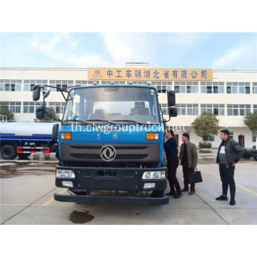 Dongfeng 4x2 Diesel Fuel Type รถบรรทุกถังน้ำ