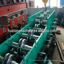 c shape steel profile roll forming machine