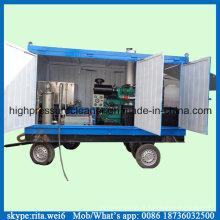Diesel industriel DEBOUCHEUR haute pression, équipement de lavage