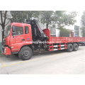 Heavy Duty Hydraulic Folding Telescopic Boom Truck