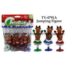 Brinquedo de figura de salto de novidade