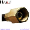 Luftgekühlter panasonic Mig-Schweißbrenner HAILI 200A