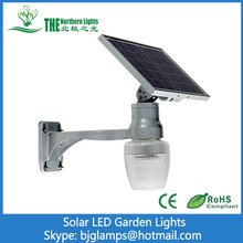 LED Solar  Garden Lights with Intelligent Remote Controller