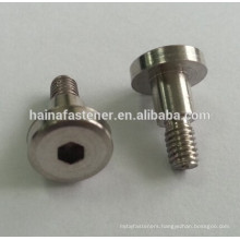 stainless steel ss316 shoulder bolt/ scerew