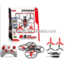 Syma X4 2.4G quadcopter with 6-axis GYRO 360 degree eversion