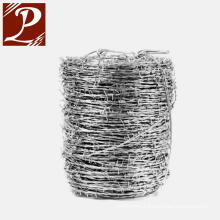 High quality barbed wire for fence post for chicken farms